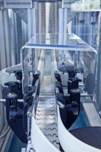 High speed conveyor systems