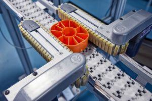 Aluminium material handling system