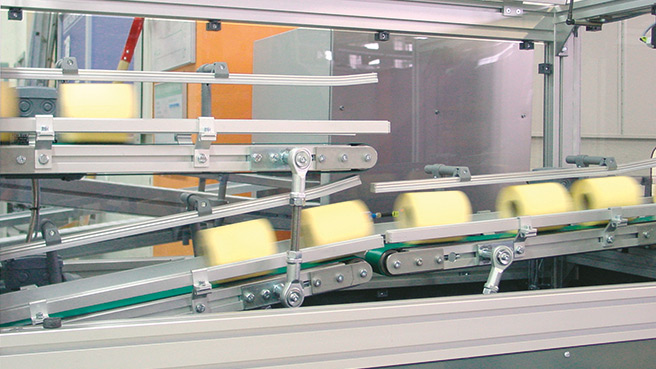 conveyor solutions for paper manufacturing