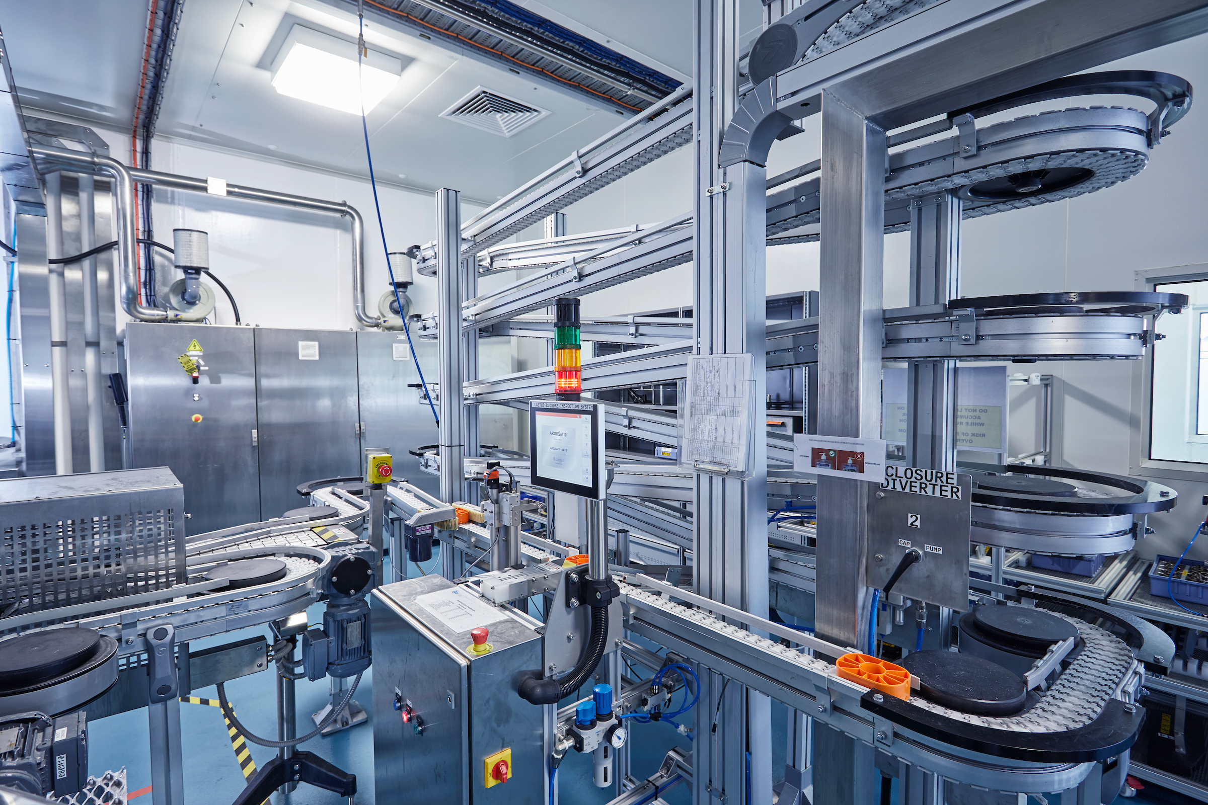 Engineered conveyor systems