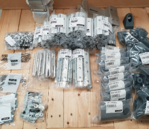 FlexLink spare parts and components