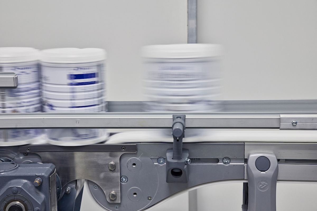 Modular conveyor solutions for easy assembly